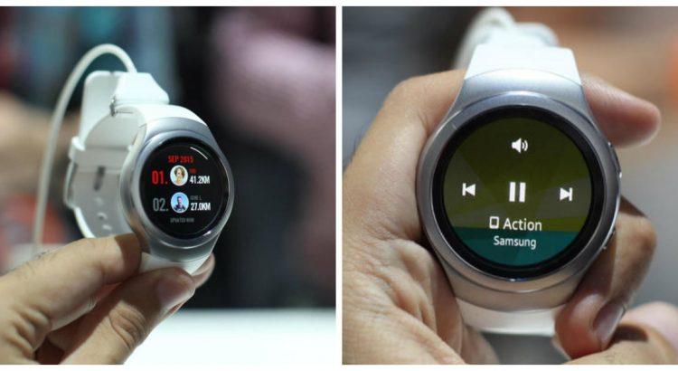 El reloj Gear Sport lo nuevo de Samsung aparece en los blog de informática
