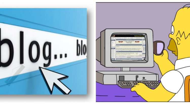 Los blog de informática como medio para recibir noticia al día de los juegos de consola